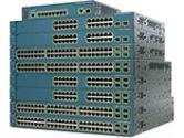 CAT 3560E 48 10/100/1000 POE 10GE 1150W IPB (Cisco Systems, Inc: WS-C3560E-48PD-SF)