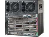CISCO CAT4500 E-SERIES 6SLOT CHAS FAN NO PS (Cisco Systems, Inc: WS-C4506-E)