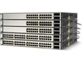 CAT 3750E 48 10/100/1000+ 2 10GE X2 265W DC IPB S/ (Cisco Systems, Inc: WS-C3750E-48TD-SD)