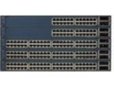 CAT 3560E 24 10/100/1000 2 10GE X2 265W DC IPB S/W (Cisco Systems, Inc: WS-C3560E-24TD-SD)