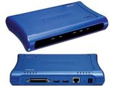 3-port Print Server USB,Parall (TRENDnet: T100-P21)