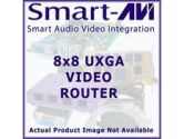 AVROUTER 8X8: ROUTES 8 UXGA  TO (Victory: AV08X08S)