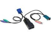 AMX DUAL SVR I/F MOD PS2 DUAL FOR AMX5130 (Avocent Corporation: AMIQDM-PS2)