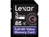 8GB SecureDigital HD Video (Micron Technology, Inc: LSD8GBFSBNAHD)
