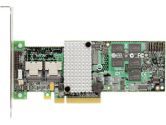 RAID SAS 6GB/S PCIE X8 512MB SFF8087 X8 INT (Intel Corporation: RS2BL080)