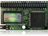 4GB HORIZONTAL 44PINS,TS4GDOM44H-S (TRANSCEND: TS4GDOM44H-S)