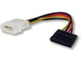4PIN SATA POWER ADAPTER CABLE (CRU Acquisitions Group, LLC.: 7356-300-03)