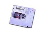 Verbatim 5.25 Rewritable Optical 1.25GB 512 B/S 1-PK (Verbatim: 89108)