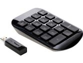 Cordless Numeric Keypad - 1 Year warranty (Targus Group International.: AKP11CA)