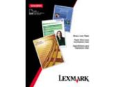 Letter - 21.59cm x 27.94cm - 50 Sheet - Transparency Film (Lexmark International, Inc.: 12A5411)