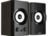 Eagle ET-AR302-BK 2.0 Black Soundstage Speakers (Eagle Tech: ET-AR302-BK)