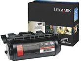 Lexmark High Yield Black Toner Cartridge for T64X Series (Lexmark: 64080HW)