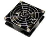 Bgears Fan Grill 90mm steel chrome finished fan grill (AeroCool: Fan Grill 90mm)