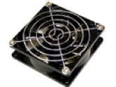Bgears Fan Grill 120mm steel chrome finished fan grill (AeroCool: Fan Grill 120mm)