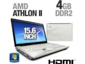 HP Pavilion DV6-2120CA AMD M320 4GB 320GB 15.6IN HD Radeon HD4200 HDMI Win 7 Premium Notebook (Hewlett Packard: WA866UA#ABC)