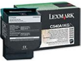 Lexmark Return Program Black Toner Cartridge for C54X X54X (Lexmark: C540A1KG)