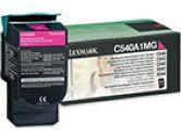 Lexmark Return Program Magenta Toner Cartridge for C54X X54X (Lexmark: C540A1MG)