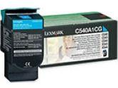 Lexmark Return Program Cyan Toner Cartridge for C54X X54X (Lexmark: C540A1CG)