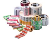 Zebra Z-SELECT 4000D Direct Thermal Labels 4IN X 1IN - 2340 Labels Per Roll - 6 Rolls (ZEBRA TECHNOLOGIES: 10010045)