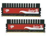 Patriot PGV38G1333ELK Gaming i5 8GB PC10666 RAM - DDR3, 1333MHz, 2x4096MB, 9-9-9-24 (Patriot: PGV38G1333ELK)