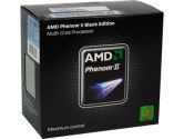 AMD Phenom II X6 1090T Black Edition 3.2GHz Socket AM3 125W Six-Core Desktop Processor (AMD: HDT90ZFBGRBOX)