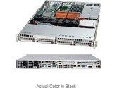Supermicro Superchassis 815TQ-R650CB 4 Hotswap 1 Fh 650W Redundant Black (SuperMicro: CSE-815TQ-R650CB)