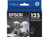 EPSON T125120 125 Ink Cartridge (Epson: T125120)