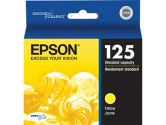 EPSON T125420 125 Ink Cartridge (Epson: T125420)