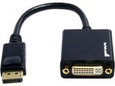 Startech Passive DisplayPort to DVI Adapter Converter (Startech.com Ltd: DP2DVI2)