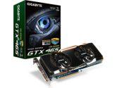 GIGABYTE GeForce GTX 465 (Fermi) GV-N465UD-1GI Video Card (Gigabyte: GV-N465UD-1GI)