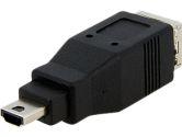 StarTech MUSBUSBBMF Mini USB to USB B Adapter - M/F (STARTECH: MUSBUSBBMF)
