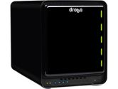 "Drobo FS 3.5"" Network External Hard Drive (Data Robotics: DRDS2A21)"