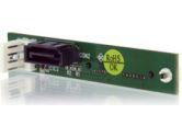 StarTech SLSATACDADAP Female Slimline SATA to SATA Adapter with SP4 Power (STARTECH: SLSATACDADAP)