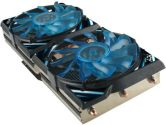 GELID Icy Vision Heatpipe VGA Cooler 2X 92MM S-SHAPE Fans (Gelid Solutions Ltd.: GC-VGA02-01)
