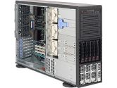 Supermicro SC748TQ-R1400B Tw 4U 5X SAS/SATA 1400W Redundant 80+ PSU Black (SuperMicro: CSE-748TQ-R1400B)