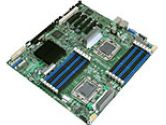 Intel S5520HC Intel 5500 Socket B LGA-1366 Server Motherboard (Intel: S5520HCT)