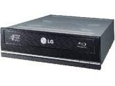 LG BH10LS30 Bluray Writer 10X BD-R 16X DVD-RW Lightscribe SATA Retail Box (LG Electronics: BH10LS30.AVBR10B)