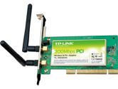 TP-LINK TL-WN851N PCI Wireless Adapter (TP Link: TL-WN851N)