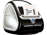 Dymo Labelwriter 450 Turbo Monochrome 4-LINE Address Label Printer 71 LABELS/MIN USB (Dymo: 1756693)