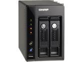 QNAP TS-259 Pro 2-BAY Turbo SATA RAID NAS Server W/ iSCSI GBLAN USB2.0 eSATA & Print Server (QNAP Systems Inc.: TS-259-Pro)