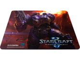 Steelseries Qck Limited Edition StarCraft II Tychus Findlay Cloth 12.6X11.2IN Mouse Pad (Steelseries: 63302)