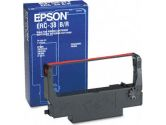 Epson Ribbon CASSETTE-BLACK/RED Compatible With TMU270/5  TMU200  TM300 (Epson: ERC-38BR-K)
