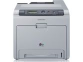 Samsung CLP-670ND Laser Printer - Color - Plain Paper Print - Desktop 25 ppm Mono - 25 ppm Color - 9600 x 600 dpi - 256 MB - 350 sheets  - USB - Fast Ethernet - PC, Mac (Samsung: CLP-670ND/XAA)