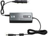 HP Smart Auto/Airline/AC Power Adapter - For Notebook - 90W (Hewlett-Packard: AJ652UT#ABA)