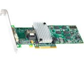 Intel RS2BL040 4-Ports SAS RAID Controller - 512MB Embedded ECC DDR2 - PCI Express x8 - 300MBps (Intel: RS2BL040)