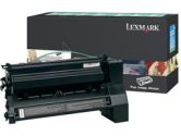 LEXMARK C782U1KG Black XL Extra High Yield Return Program Toner Cartridge (Lexmark: C782U1KG)