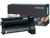 Lexmark XL Extra High Yield Return Program XL Magenta Toner Cartridge - Laser - 16500 Page - Magenta (Lexmark: C782U1MG)