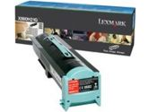 Lexmark High Yield Toner Cartridge - Laser - 35000 Page - Black (Lexmark: X860H21G)