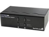 StarTech.com 2 Port VGA Auto Switch - 2 x HD-15 Video In, 1 x HD-15 Video Out - 1920 x 1440 (StarTech.com: ST122VGAU)