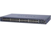 NETGEAR GSM7248-200NAS 10/100/1000Mbps Gigabit L2 Managed Switch with Jumbo Frame Support (Netgear: GSM7248-200NAS)